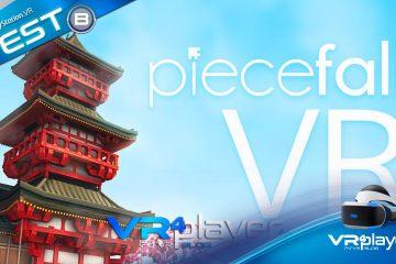 PlayStation VR : Piecefall VR, Test d'un Tetris like à petit prix