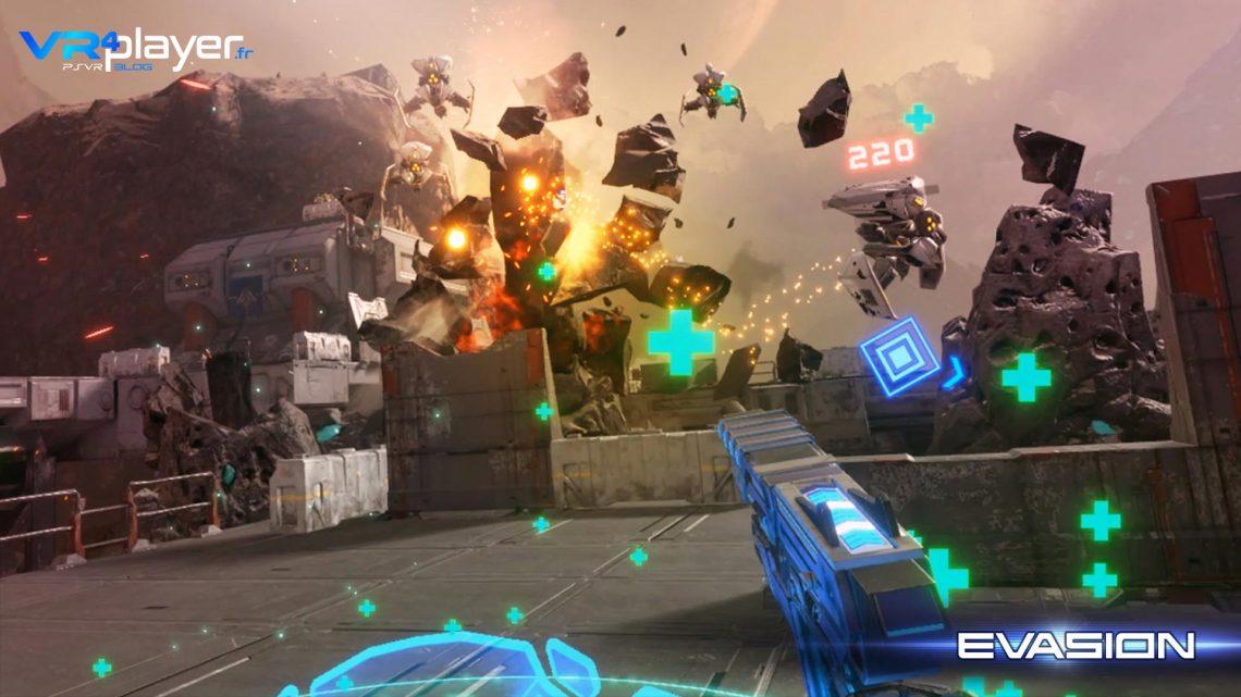 Evasion VR4player.fr