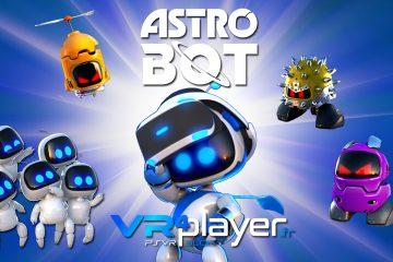 PlayStation VR : Astro Bot, le hit PSVR jouable en démo le 16 octobre