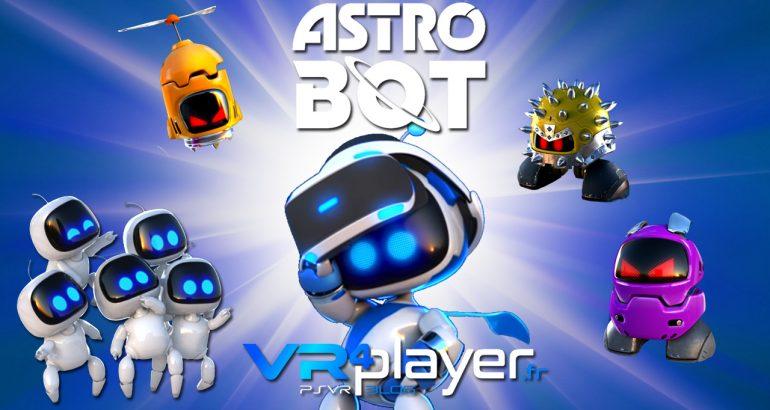 Astro Bot Rescue Mission sur psvr VR4Player