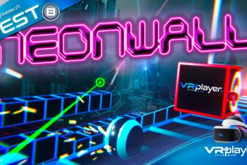 PlayStation VR : Neonwall, une surprise PSVR testée !