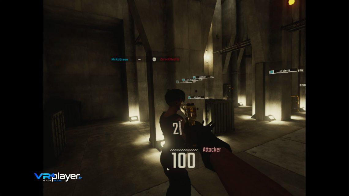 Zero Killed VR preview PC