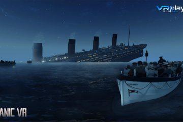 PlayStation VR : L'expérience Titanic VR arrive très bientôt !