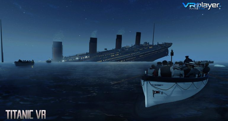 Titanic VR PlayStation VR PSVR VR4Player