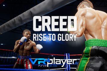 PlayStation VR : CREED sera jouable à deux sur PSVR !
