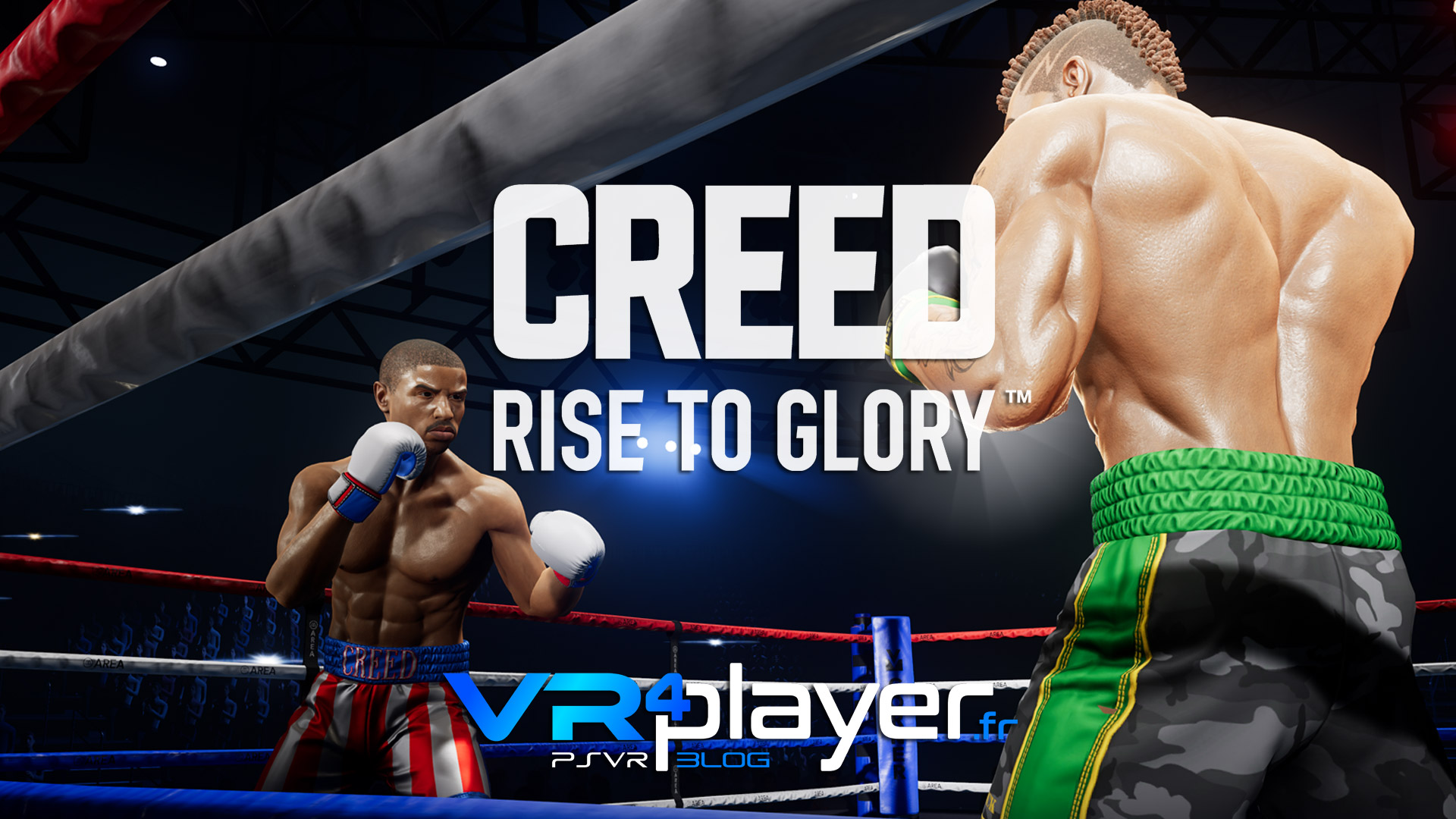 CREED Rise to Glory jouable à 2 sur PSVR vr4player.fr