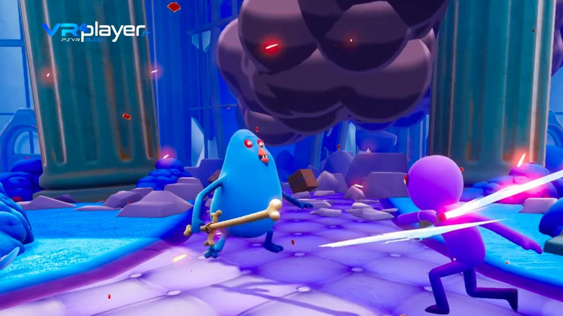 Trover Saves The Universe sur PSVR et PS4