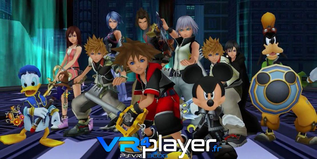 PlayStation VR : Kingdom Hearts VR Experience, le cadeau de Noel du PSVR