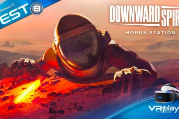 PlayStation VR : Downward, le Test de l'apesanteur sur PSVR
