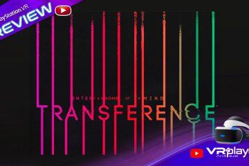 PlayStation VR : Preview de Transference, dernier né d'Ubisoft sur PSVR