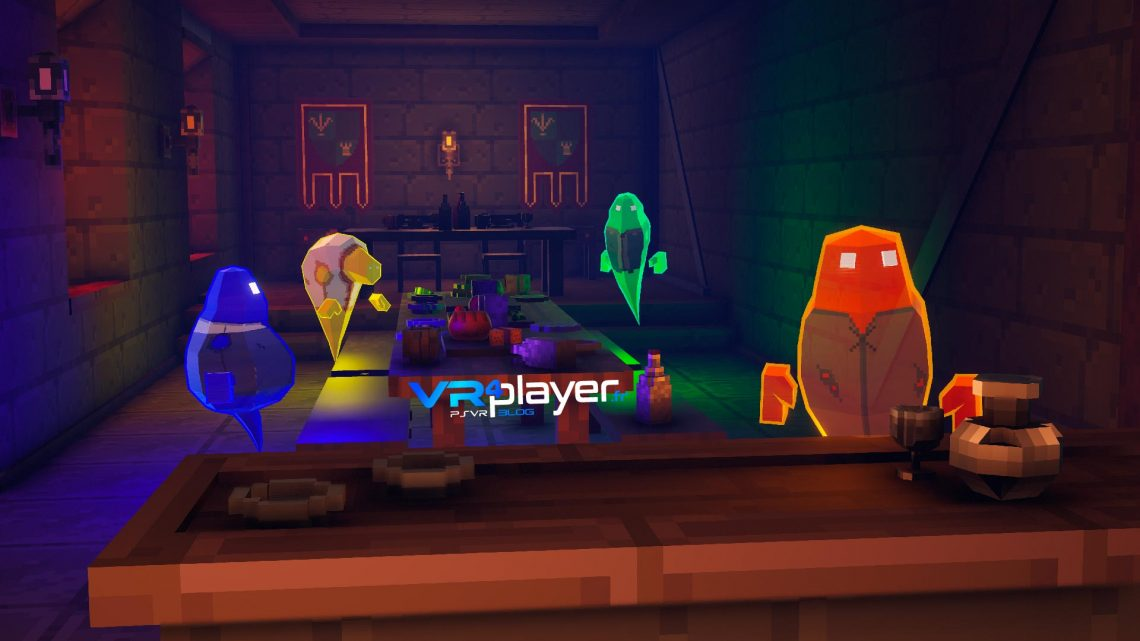 Smash Hit Plunder sur PSVR