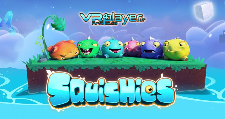 Squishies, une exclusivité PSVR PlayStation VR - VR4Player