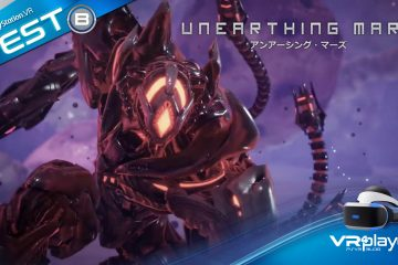 PlayStation VR : Unearthing Mars 2 The Ancient War, le Test PSVR