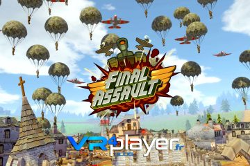 PlayStation VR : le RTS Final Assault se montre en trailer sur PSVR
