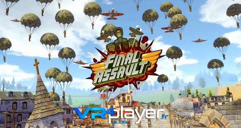 Final Assault PSVR vr4player.fr