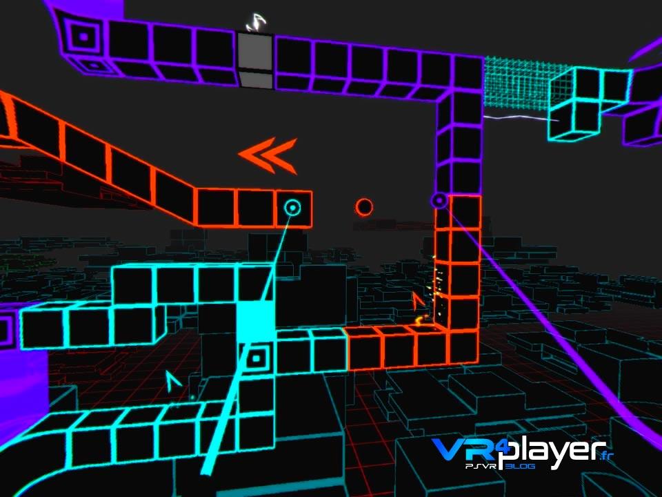 Neonwall le Test sur PSVR de VR4player.fr
