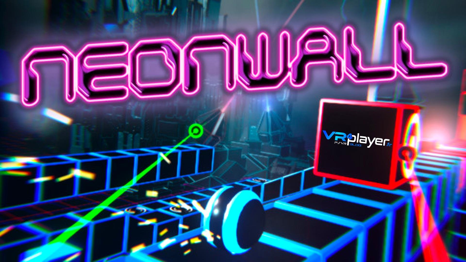 Neonwall annoncé sur PSVR