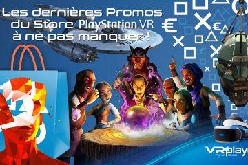 PlayStation VR : les derniers jeux PSVR en promo à ne pas manquer !