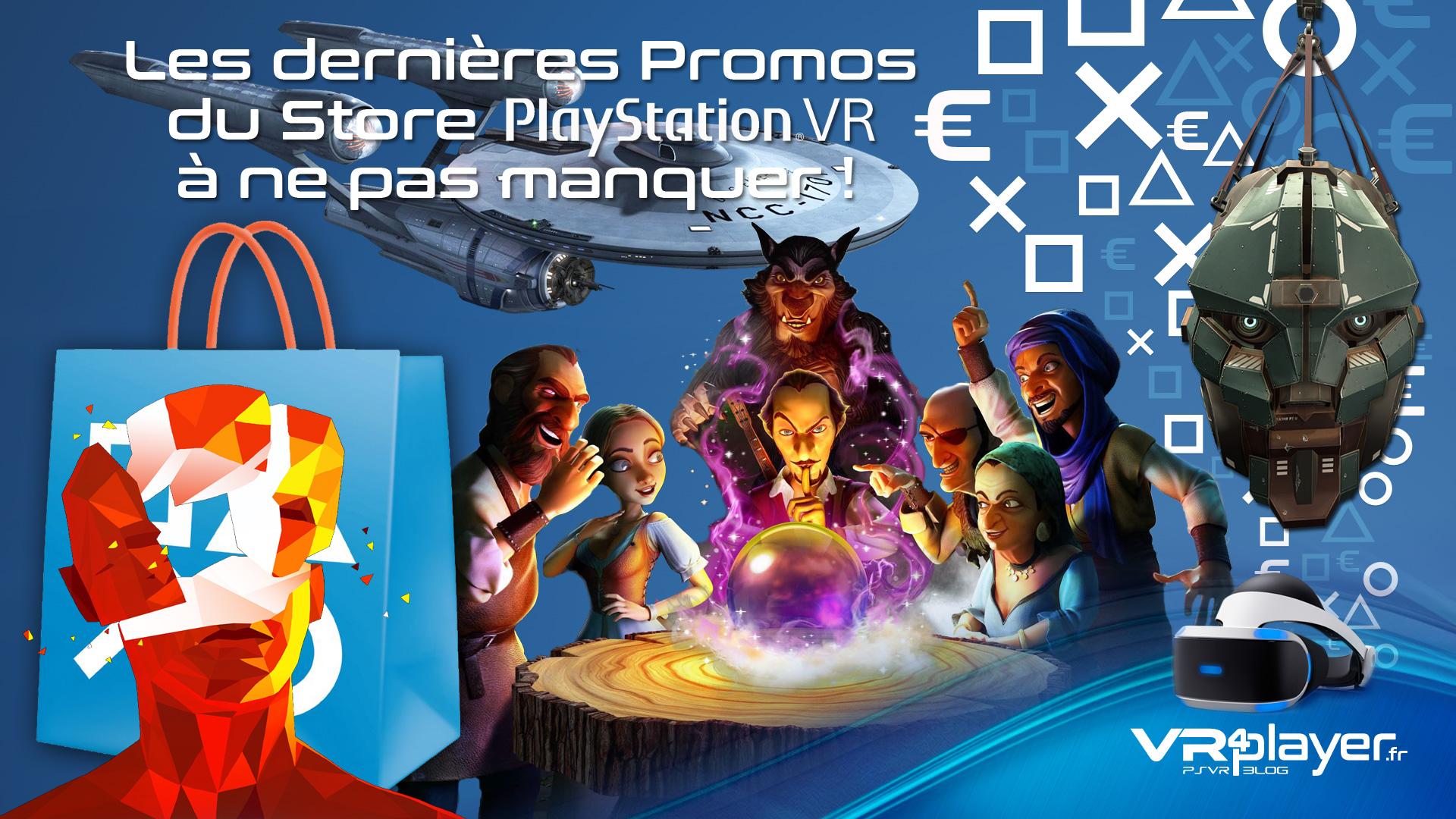 les derniers jeux PSVR en promo vr4player.fr