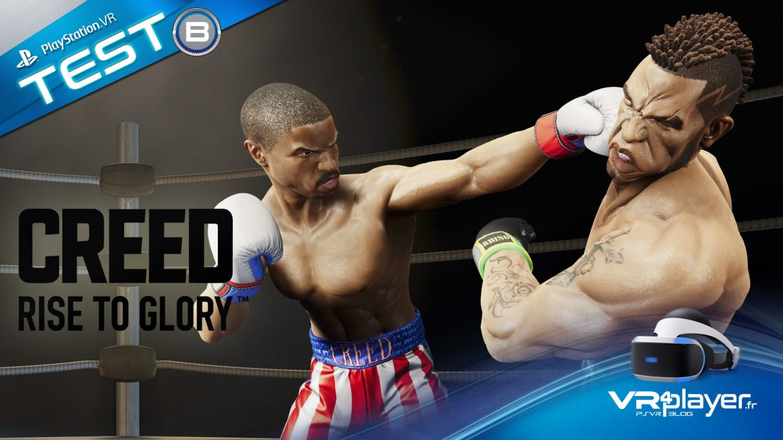 Creed Rise to Glory en test sur PSVR vr4player.fr