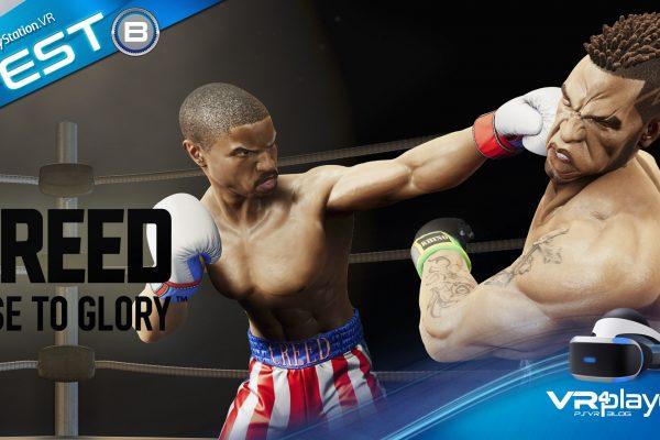Creed Rise to Glory en test sur PSVR vr4player.fr