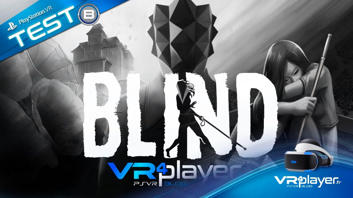 Blind le Test PSVR de VR4player.fr