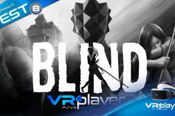 PlayStation VR : Blind, le test réalisé les yeux fermés sur PSVR