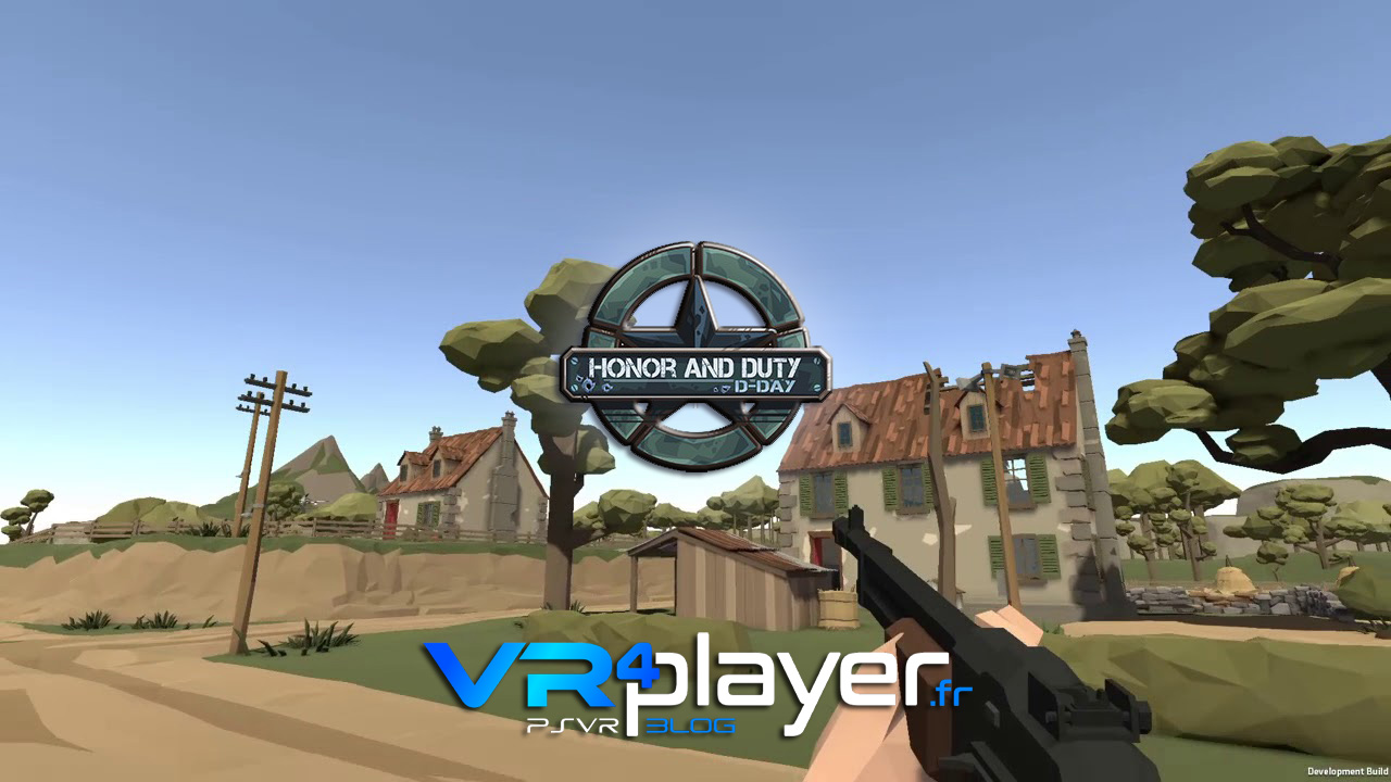 Honor and Duty en beta sur PSVR vr4player.fr