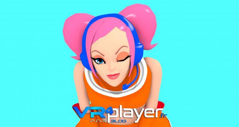 Space Channel 5 VR en 2019 sur PSVR vr4player.fr