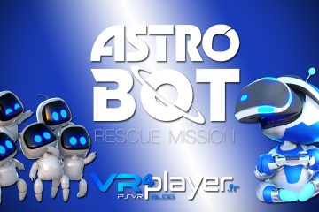 PlayStation VR : Astro Bot Rescue Mission, du gameplay exclusif en vidéo !