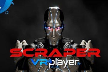 PlayStation VR : Scraper First Strike s'annonce en trailer sur PSVR