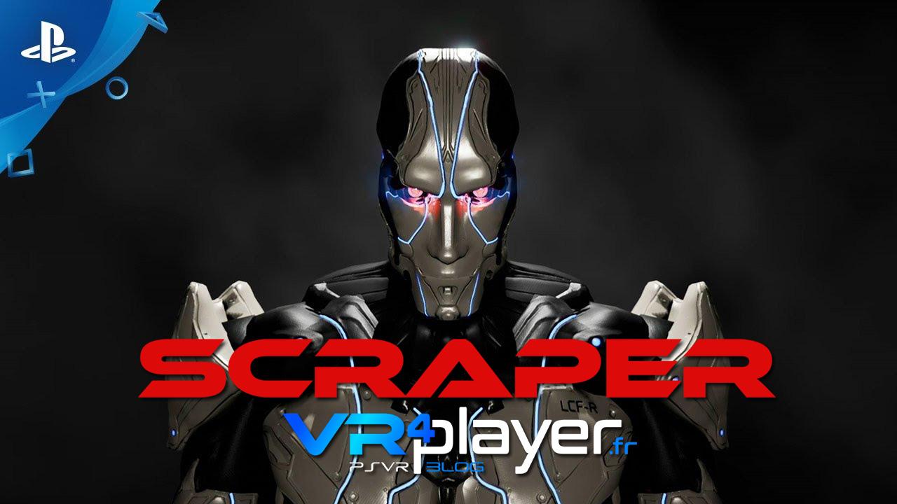 Scraper: First Strike annoncé sur PSVR vr4player.fr