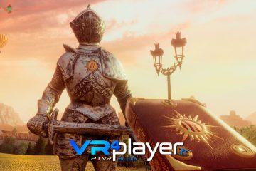 PlayStation VR : Legends of Catalonia, visite guidée sur PSVR