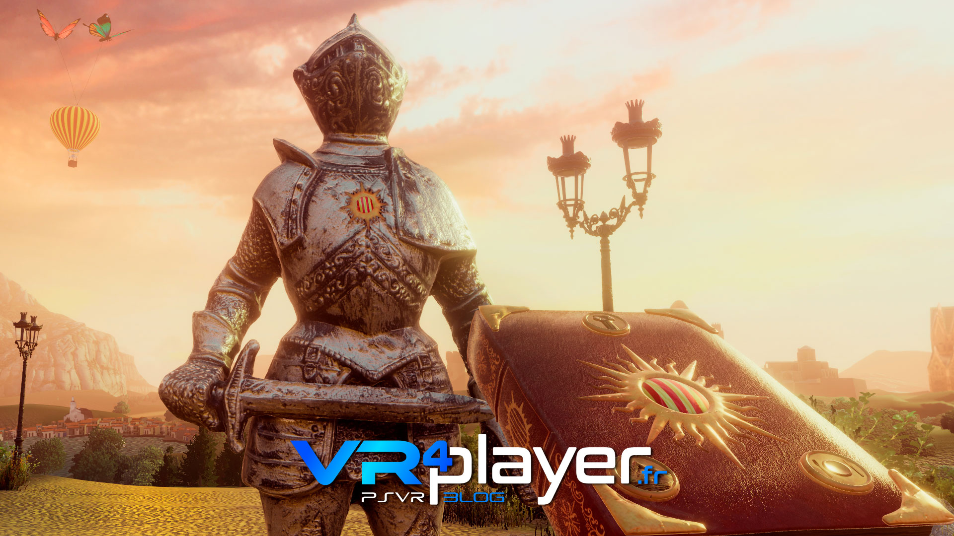 Legends of Catalonia sur PSVR VR4player.fr