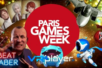 PlayStation VR : La PGW 2018 présente son Line-up PSVR