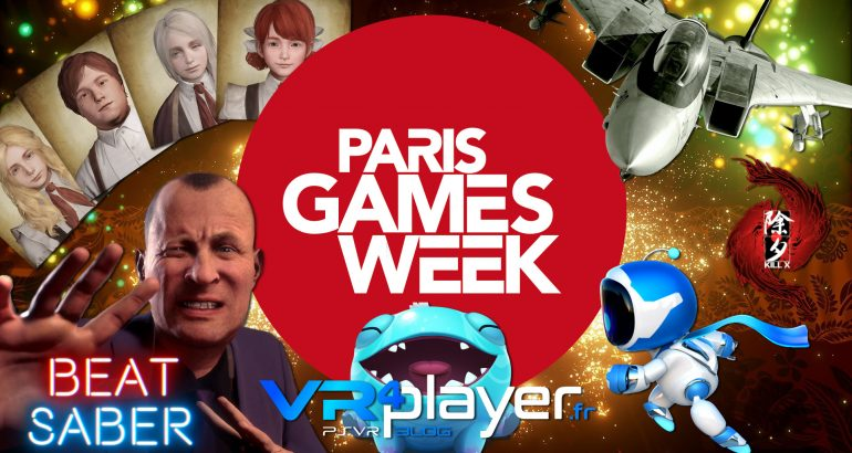 La PGW 2018 dévoile son Line-up PSVR - vr4player.fr