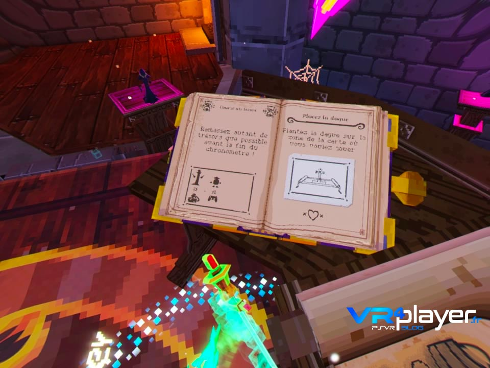 Smash Hit Plunder, le test VR4player.fr