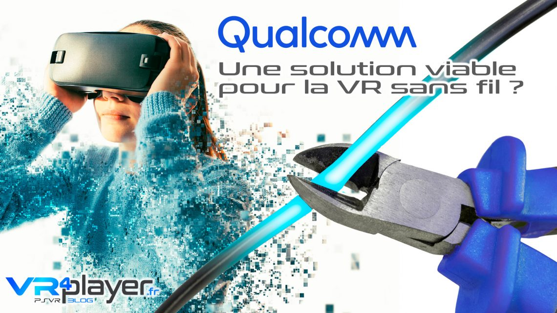 réalité virtuelle Wifi Virtual Reality VR4player wireless