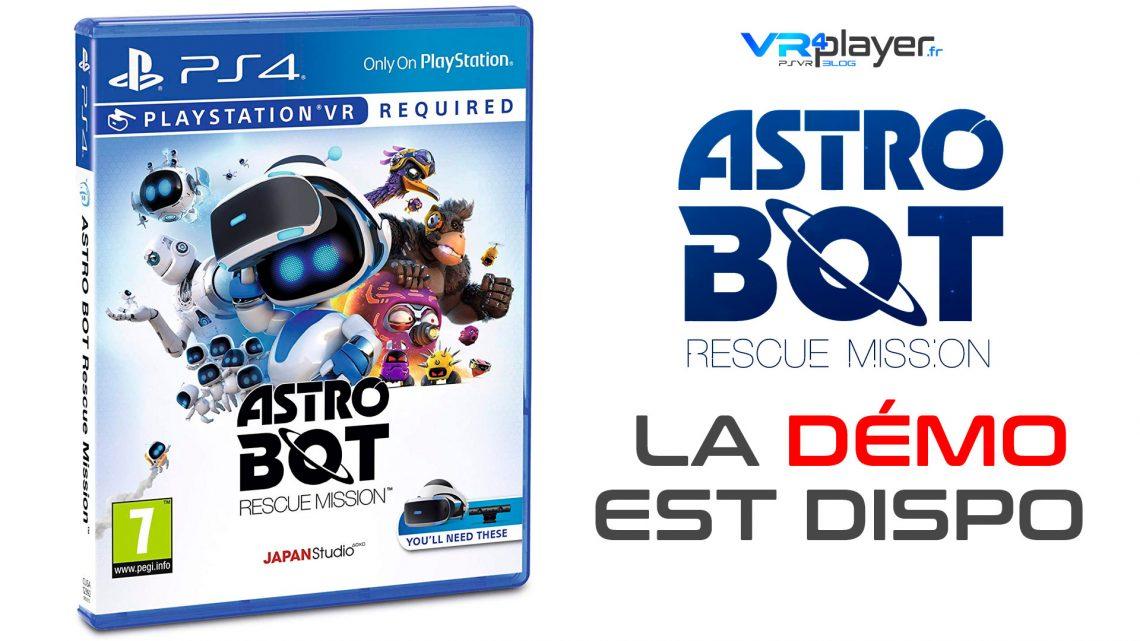Astro Bot Rescue Mission Demo VR4player