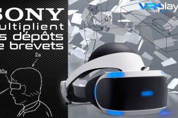 PlayStation VR : Sony pense déjà au prochain PSVR