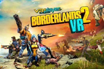Playstation VR : Borderlands 2 VR, un gros AAA en approche pour décembre sur PSVR !