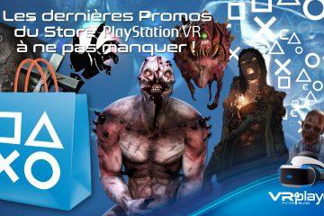 PlayStation VR : les soldes spécial Halloween du PSVR !