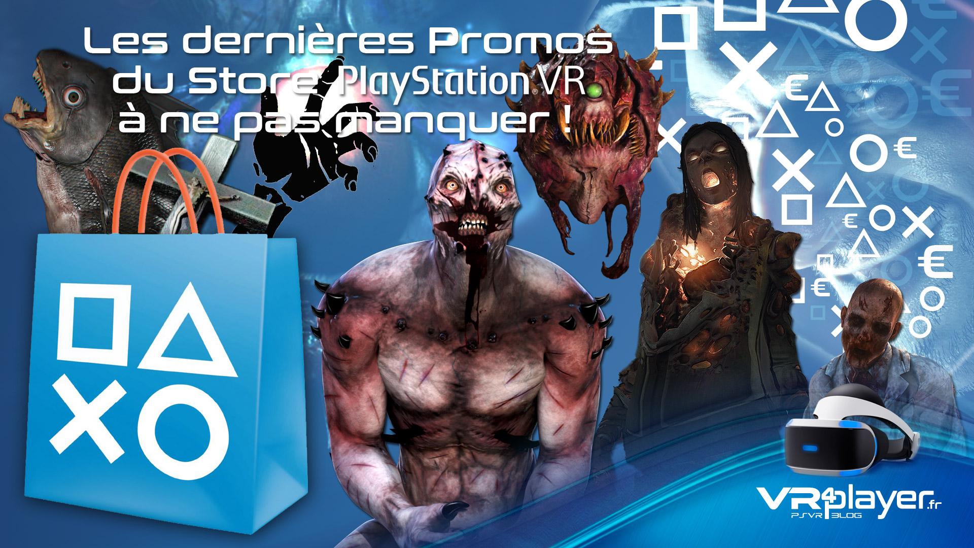 Les soldes spécial Halloween du PSVR vr4player.fr