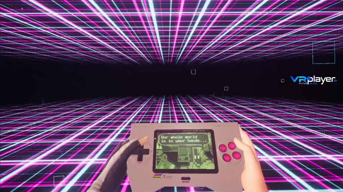 Pixel Ripped 1989 le Test VR4player.fr