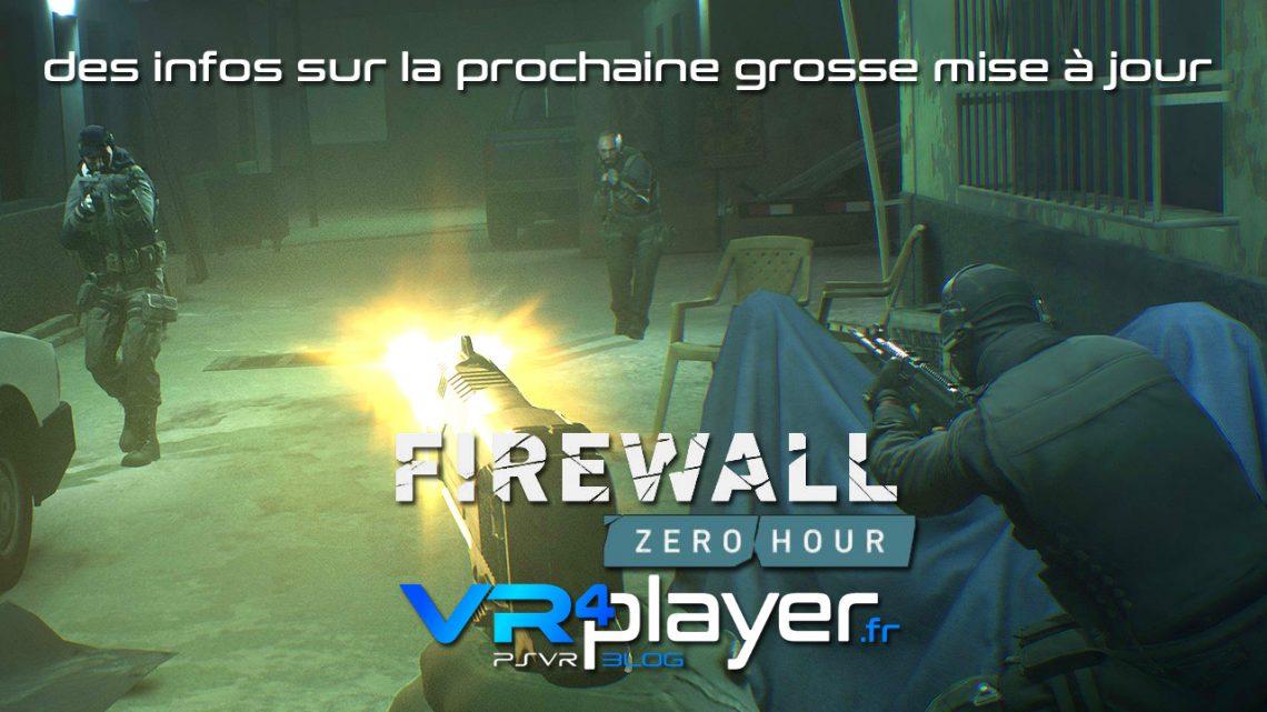Firewall Zero Hour se prépare à une nouvelle grosse mise à jour sur PSVR - vr4player.fr