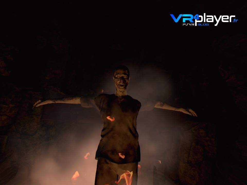 The Exorcist VR test des 5 chapitres VR4player.fr