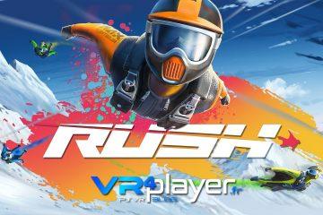 PlayStation VR : Rush VR fait le grand saut le 4 décembre sur PSVR