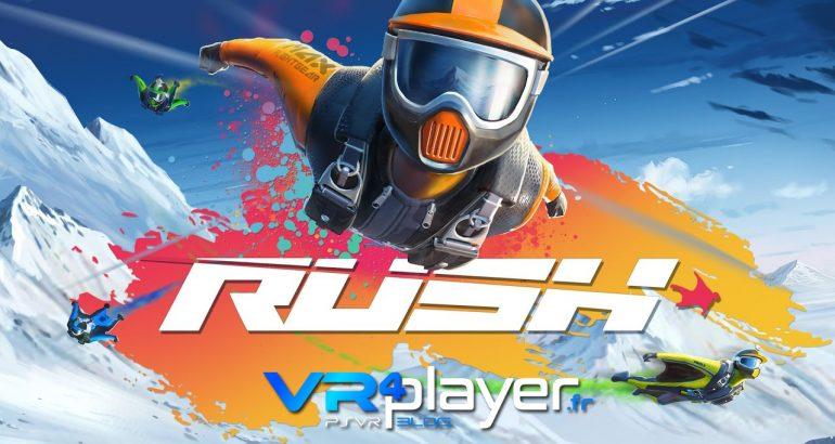 Rush VR se date sur PSVR - vr4player.fr
