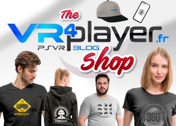 VR4Player Goodies VR Shop