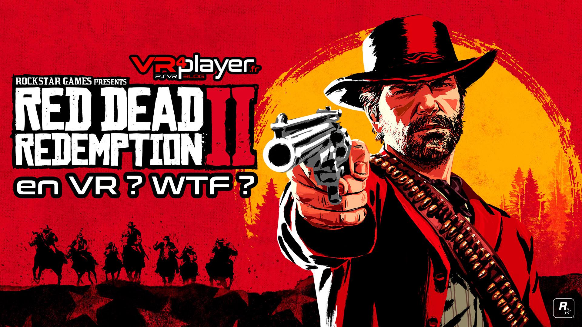 """Résultat de recherche d'images pour """"red dead redemption 2 vr"""""""